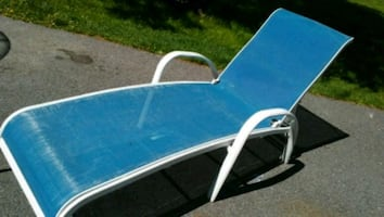 Pool /Patio Chaise Lounge 6 Position Adjustable