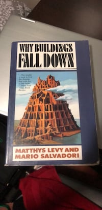 Matthys & Mario Salvadori Levy and 1 more Why Buildings Fall Down: Why Chicago, 60647