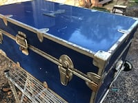 Blue and gray metal tool chest San Antonio, 78211
