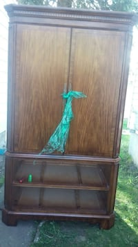 Used Drexel Heritage Staffordshire Armoire Entertainmen