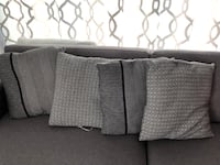 Black & White Decorative Pillows