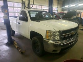 2008 Chevrolet Silverado 2500HD Work Truck Regular