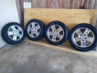 """Wheels for Toyota Tundra 275 / 55R20 """" Little Rock, 72205"""