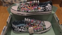 Size 12 Authentic Ed Hardy shoes