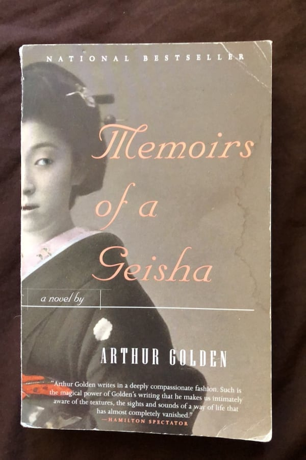 Memoirs of a Geisha 0