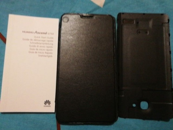 Custodia cover huawei Ascend gt50
