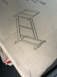 Twin bed frames Houston, 77045