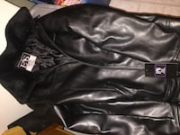 Brand new small ladies soft leather jacket  Gibbons, T0A 1N0
