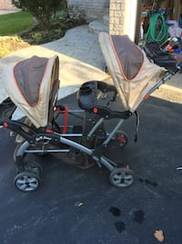 Sit and stand stroller  Brampton