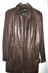 Like new Danier brown leather jacket SM Niagara Falls, L2H 2Z6