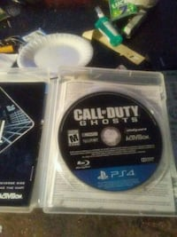 Ps4 Call of Duty ghost just like new no scratches  Edmonton, T5X