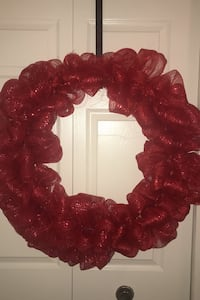 Holiday wreath - awaiting customizations