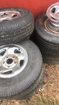 5x5.5 wheels Shepherdstown, 25443