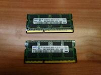 RAM 4GB (2 X 2GB) per MacBook Pro Mid. 2010 Napoli, 80128