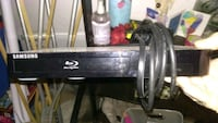 Blue ray player with remote Edmonton, T6K 3T3