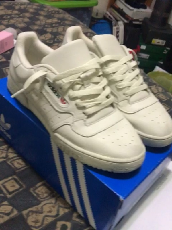 24247d144 Adidas Yeezy Powerphase Calabasas Size 9 not 350 V2 700 Wave Runner Mauve  Sesame Beluga Butter NMD Pure Ultra Boost Bred Nike Air Jordan Retro   TL HIDDEN