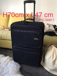 Luggage Case Travel Rolling