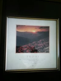 Beautiful Framed Picture Las Vegas, 89147