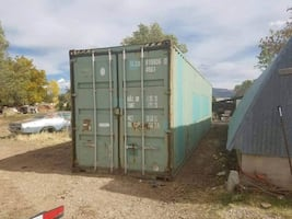 40' Used Storage Container