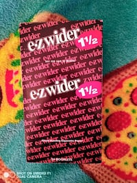 Ez wider rolling paper (24 booklets)  The Bronx, 10457