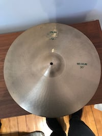 "Paiste 505 Series 20"" Medium Cymbal - ""Green Label"""