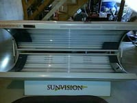 Tanning Bed / Wolfe Sunvision H-28LB 417 mi