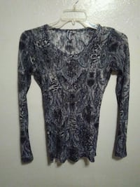 BKE SHEER LACE TOP MEDIUM Wichita, 67203
