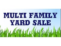 Wice Road, Barrie - Multi-Family Garage Sale SATURDAY Barrie, L4N 8S4