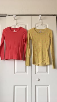 Both size S $7 for both Midland, 79703