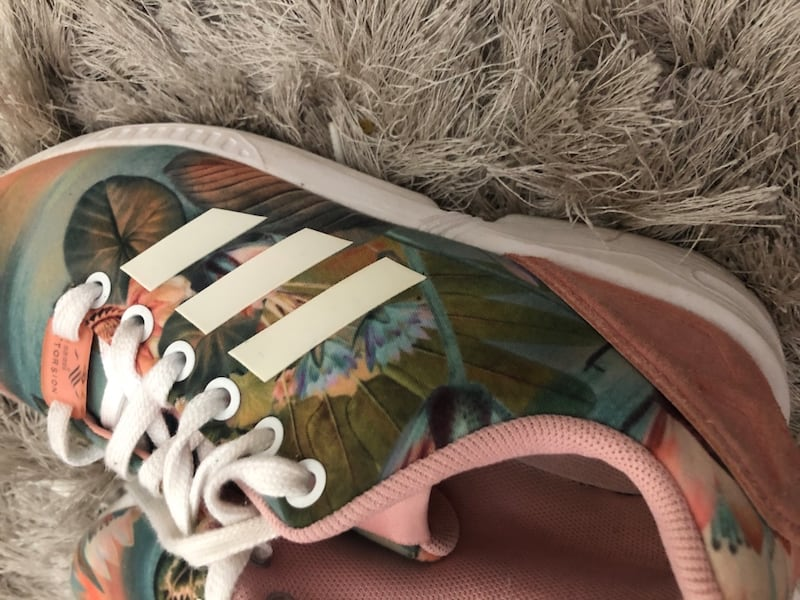 Limited addition sunset colors Adidas 6.5 3650f0ad-490e-4ef5-952d-fd0be27524cb