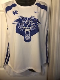 White and blue nike jersey shirt Louisville, 40228