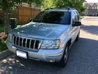 MOVING SALE - 2004 Jeep Grand Cherokee Whitby