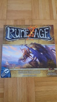 Rune Age (version anglaise) | Rune Age deck building game Brossard