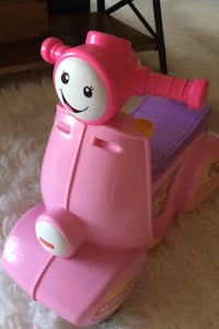 Toys baby musical ride ABC