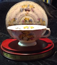 2001 Avon Honor Society Award Cup and Saucer Bellevue, 68157