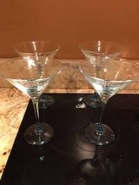 Martini glasses Sudbury, 01776
