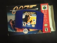 N64 game 007 the world is not enough Inkster, 48141