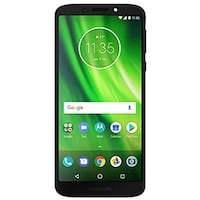 Moto G (6) cell phone HALIFAX