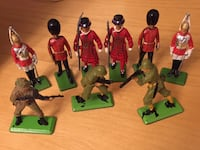 Britains/Deetail Toy Soldiers Toronto