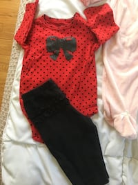 6 months baby girl clothes  Monterey, 93940