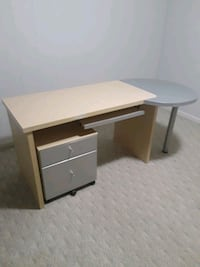 Desk with underneath cabinet Rockville, 20853