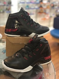 Chicago Bulls 17s size 8 Silver Spring, 20902