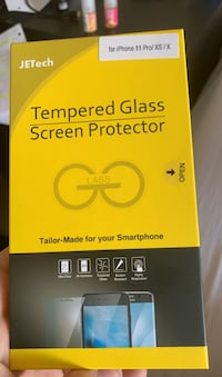 Privacy  Screen Protector Tempered Glass iPhone X / XS / 11 / 11Pro