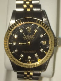 Rolex women's oyster perpetual date just no papers Coquitlam, V3K 4L4