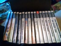 PlayStation 2games there is 30 and PlayStation 2 Norwood, 28128