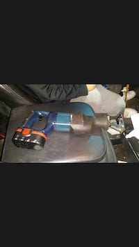 blue, teal and gray cordless power tool Melrose Park, 60164