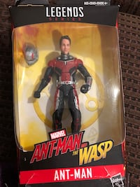 Marvel legends Ant man  Surrey, V3R 5V7
