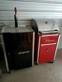 Snap-on kegerator and Snap-on grill Las Vegas, 89121