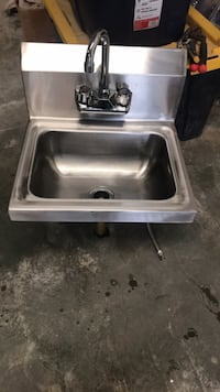 stainless steel sink with faucet Mississauga