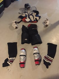 Full set of hockey equipment Oro-Medonte, L0K